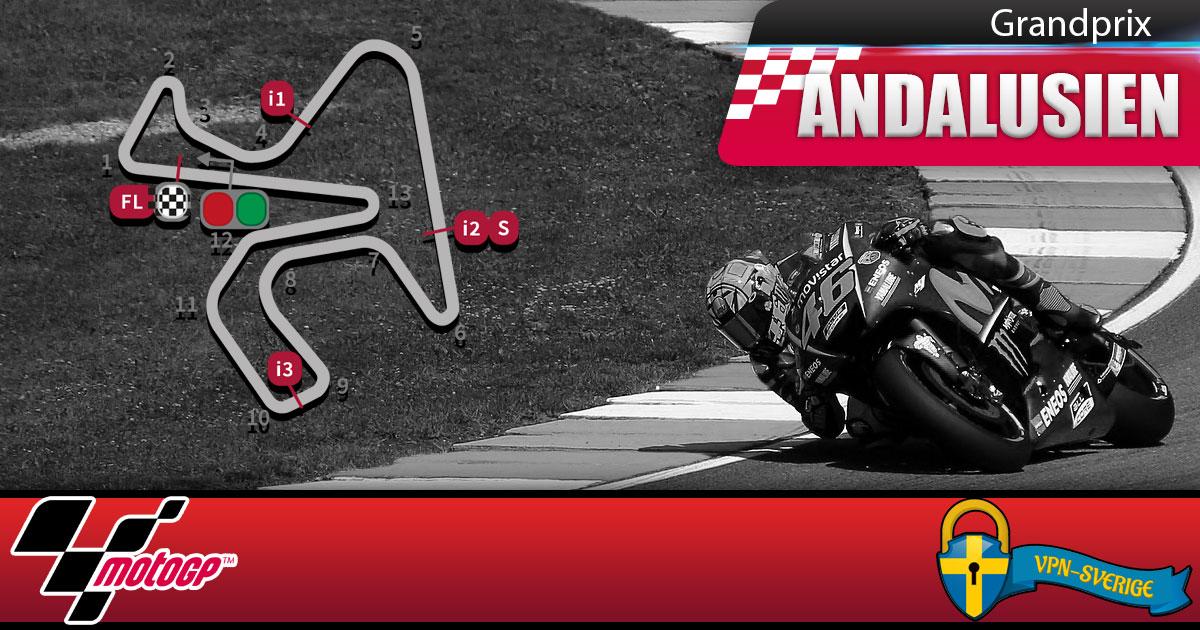 Andalusien MotoGP