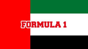 F1 Abu Dhabi GP UAE