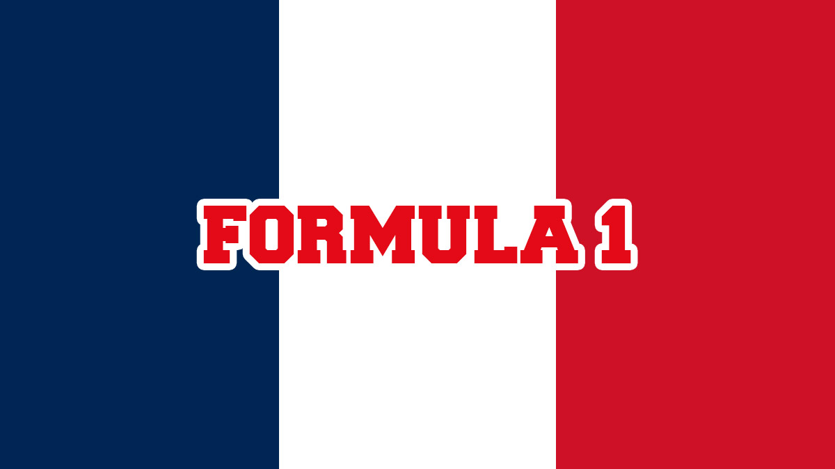 F1 Frankrikes GP