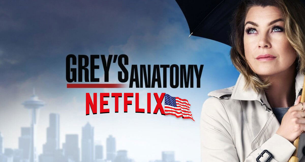 Grey's Anatomy Netflix