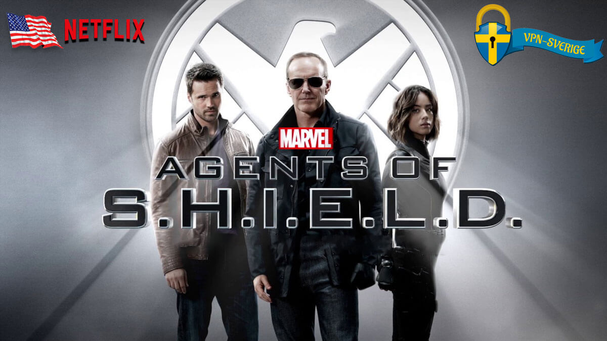 Marvels Agents of Agents of S.H.I.E.L.D.
