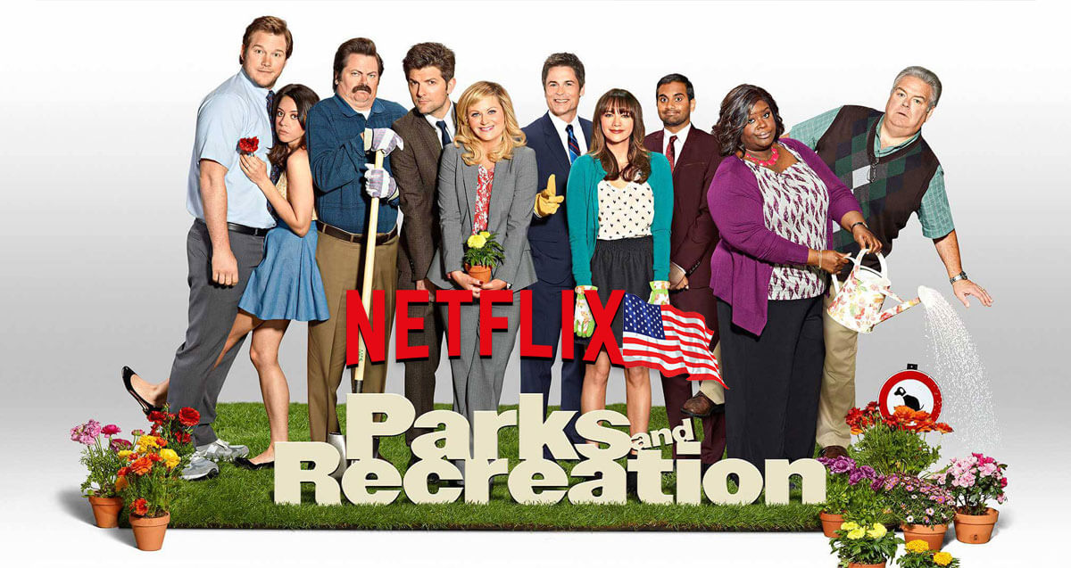 Parks and Recreation Netflix