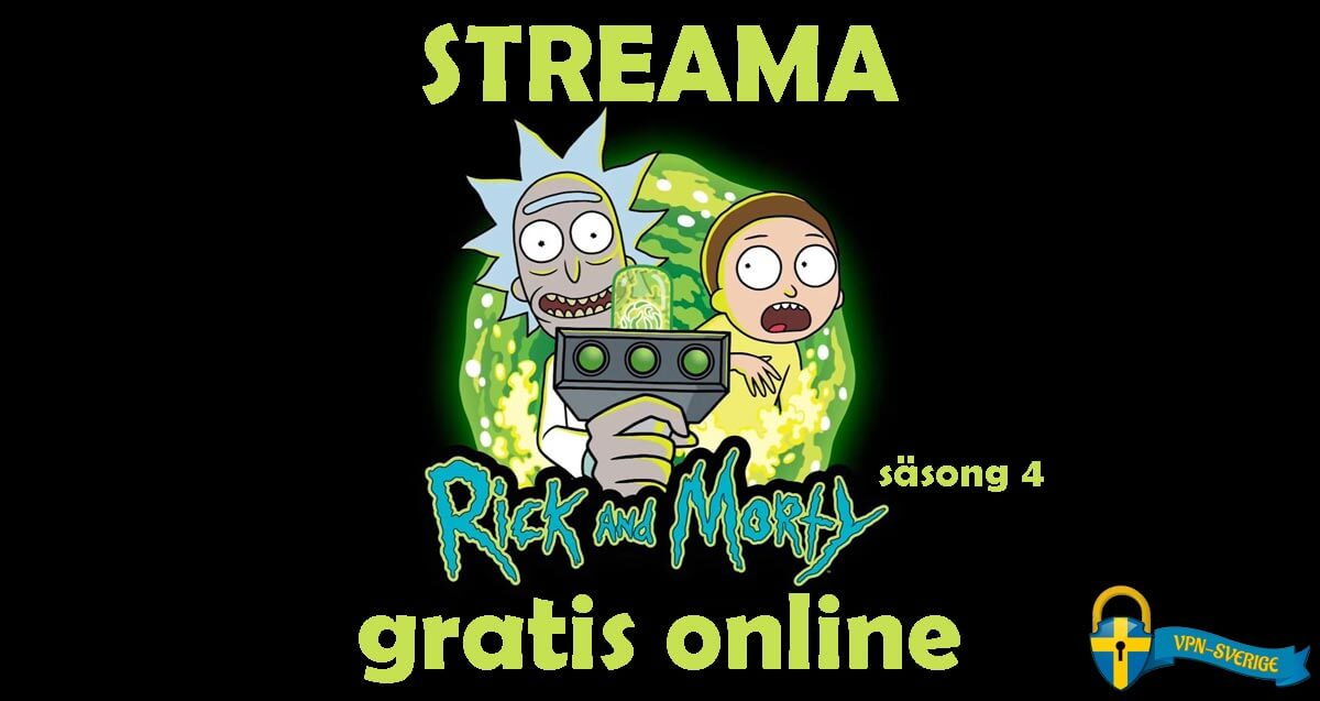 Se Rick & Morty säsong 4 online-stream