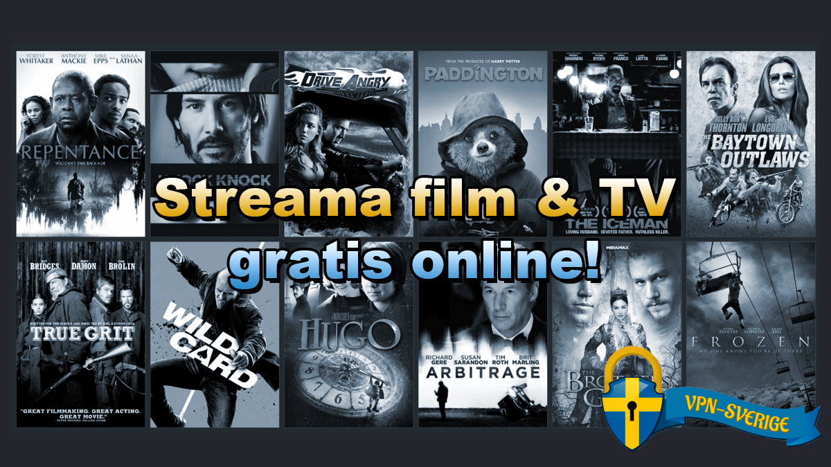 Streama film gratis online