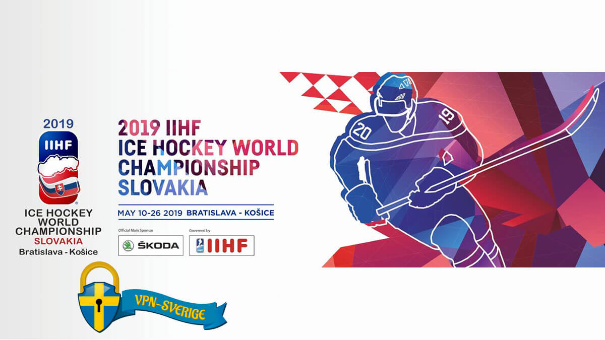 Streama Hockey VM 2019