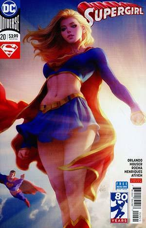 Streama Supergirl i Sverige