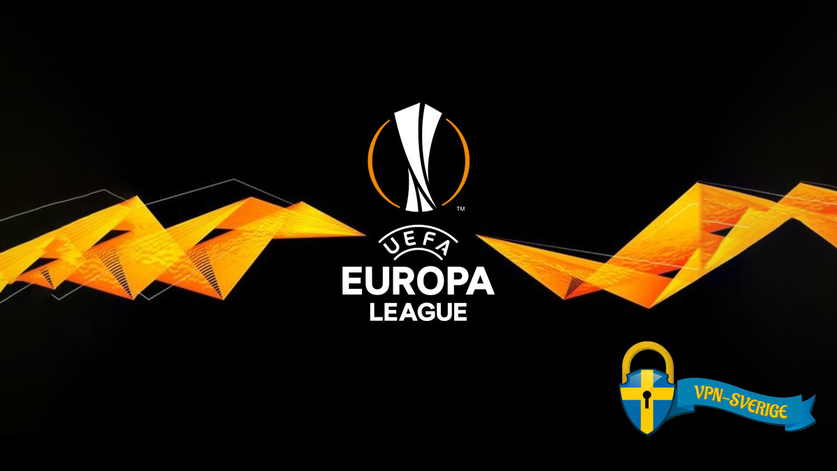 Streama UEFA Europa League live gratis